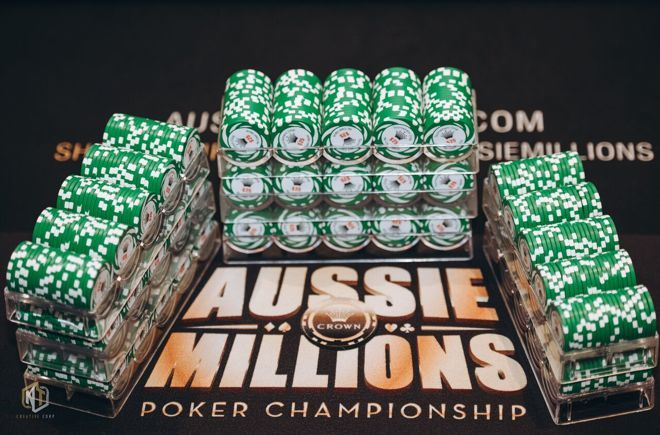 The Aussie Millions 2019 is less than a month away!