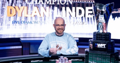 Dylan Linde wins final WPT tournament of 2018