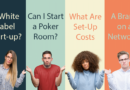 Poker Start-Up Options