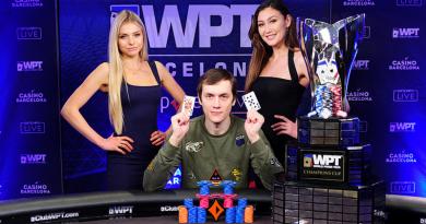 Vitalijs Zavorotnijs win WPT Barcelona