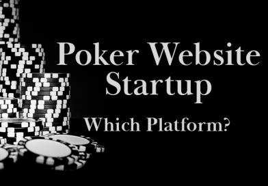 Poker Website Startup