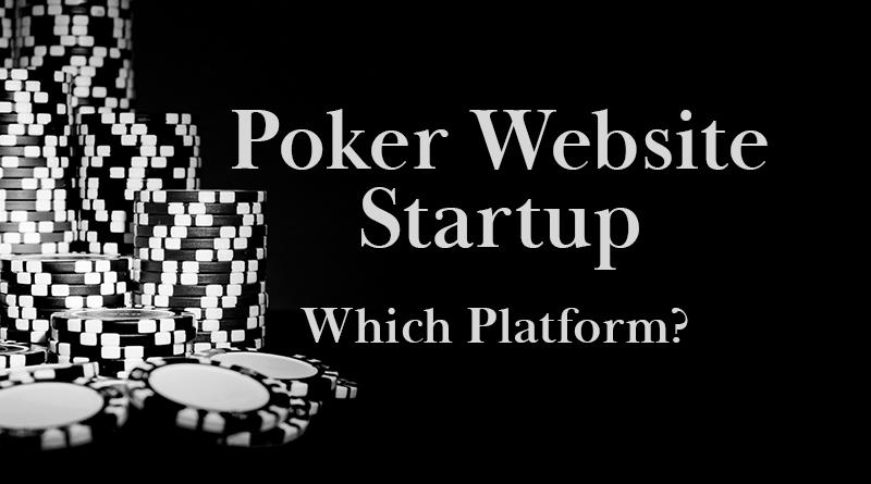 Poker Startup