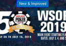 WSOP announce changes ahead of 50th anniversary
