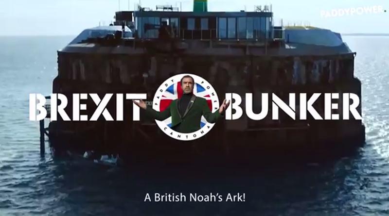 Eric Cantona's Brexit Bunker