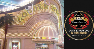 2019 Grand Poker Series at the nugget tournament
