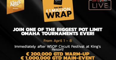 The Big Wrap Kings Casino