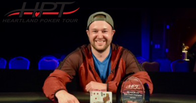 Wagner wins Heartland Poker Tour Meadows Main Event