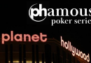 Planet Hollywood Phamous poker series