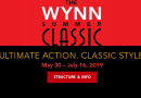 Wynn Summer Classic 2019 schedule is announced